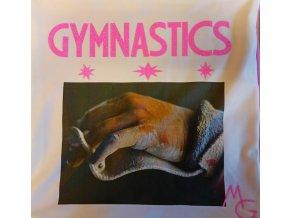 Polštářek fialová, kaňka, fialová gymnastics