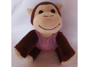 Plyšák Opice