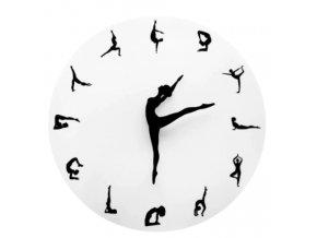 hodiny Gymnast