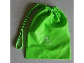 Pytlík na řemínky neon zelená