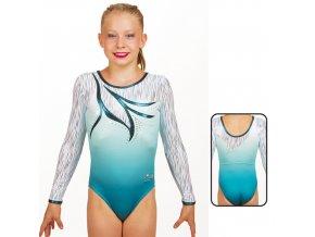 Gymnastický dres - 8929