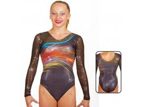 Gymnastický dres - 8921