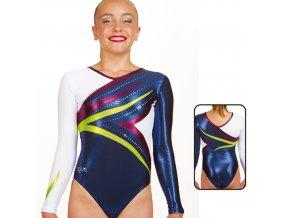 Gymnastický dres - 8898