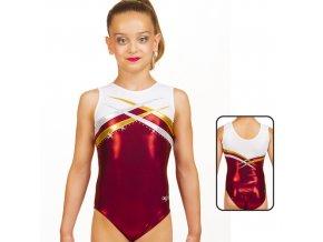 Gymnastický dres - 8913