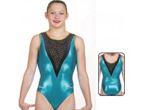 Gymnastický dres - 8907