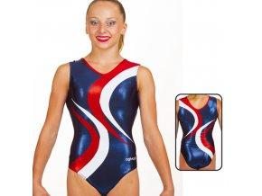 Gymnastický dres - 8881