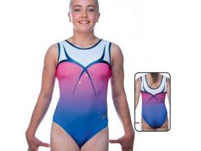 Gymnastický dres - 8781