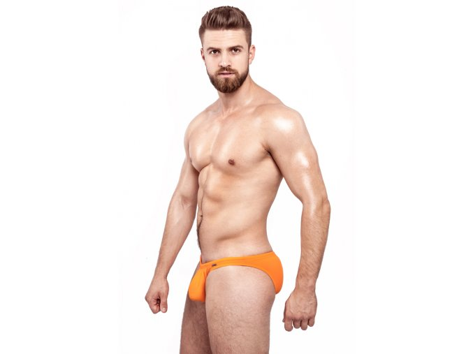 GymSwim	Cosmic push-up men´s brief orange