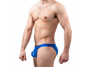 GymSwim Nautic push-up men´s sport brief blue shine