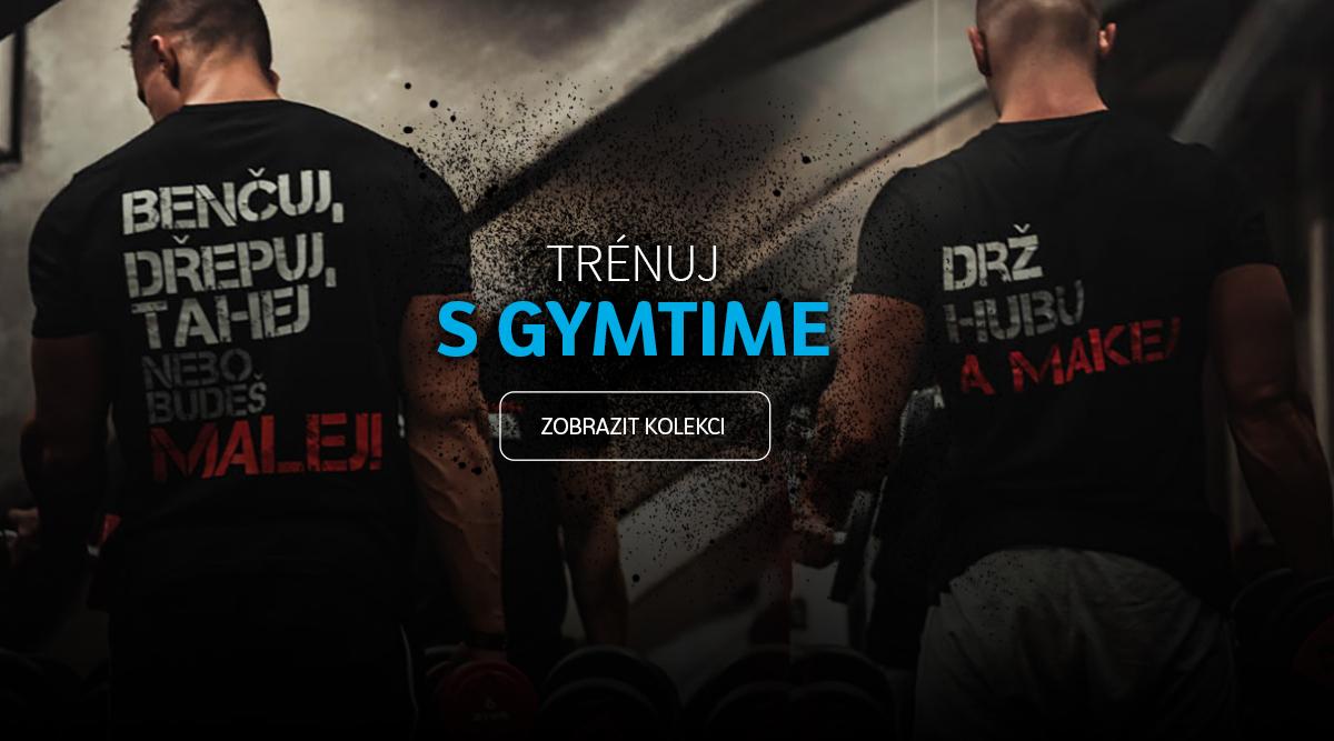 Trénuji s Gymtime