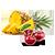 ananas - třešeň