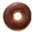 čokoládový donut