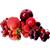 červené plody