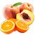 broskev - pomeranč