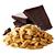 slaný arašíd - hořká čokoláda