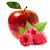jablko - malina