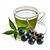 zelený čaj - bezinka