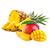 mango - ananas