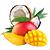 kokos - mango
