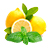 citron - bazalka