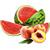 broskev - meloun