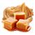 arašídové máslo - karamel