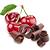 čokoláda - třešeň