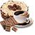 mocca - čokoláda - káva
