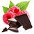 čokoláda - malina