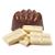 bílá čokoláda - pralinka