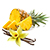 vanilka - ananas