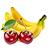 višeň - banán