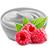malina - jogurt