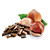 čokoláda - lískový oříšek