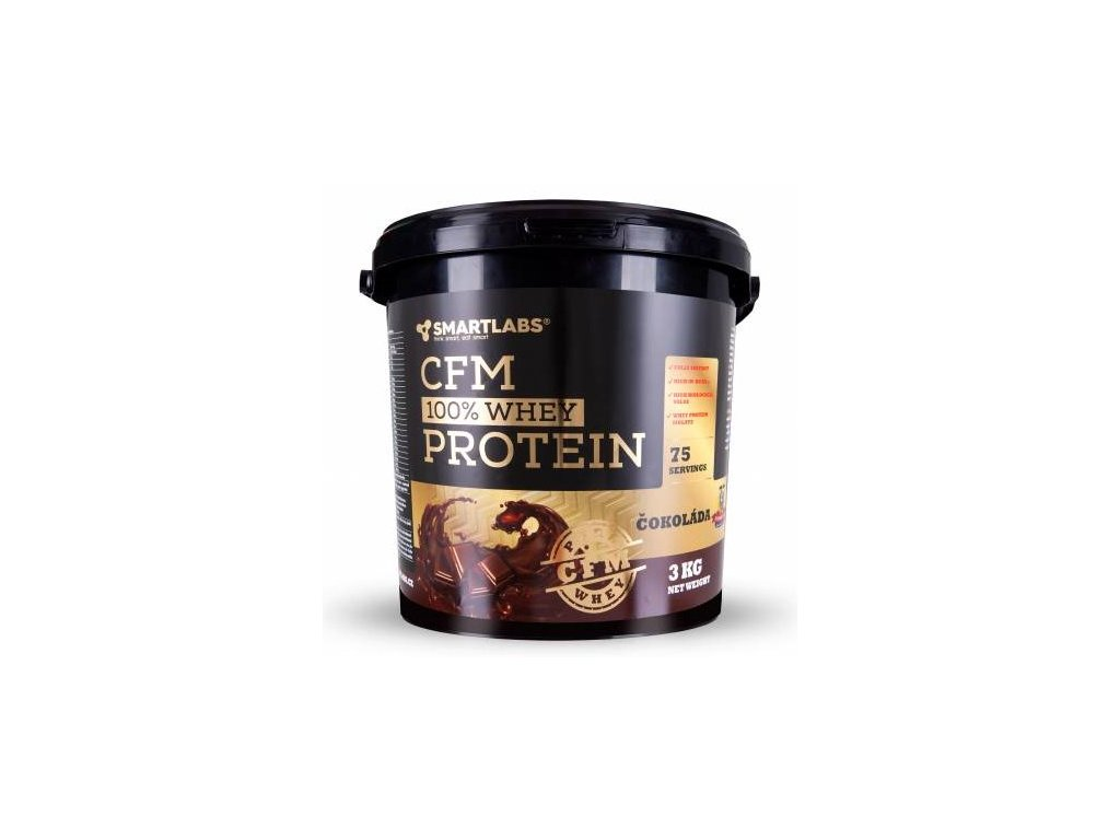 SmartLabs CFM Whey Protein 3000 g