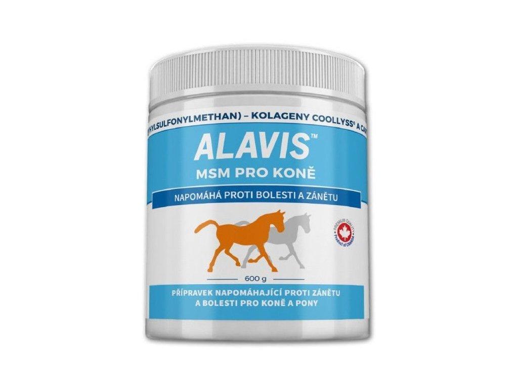 Alavis MSM 600g