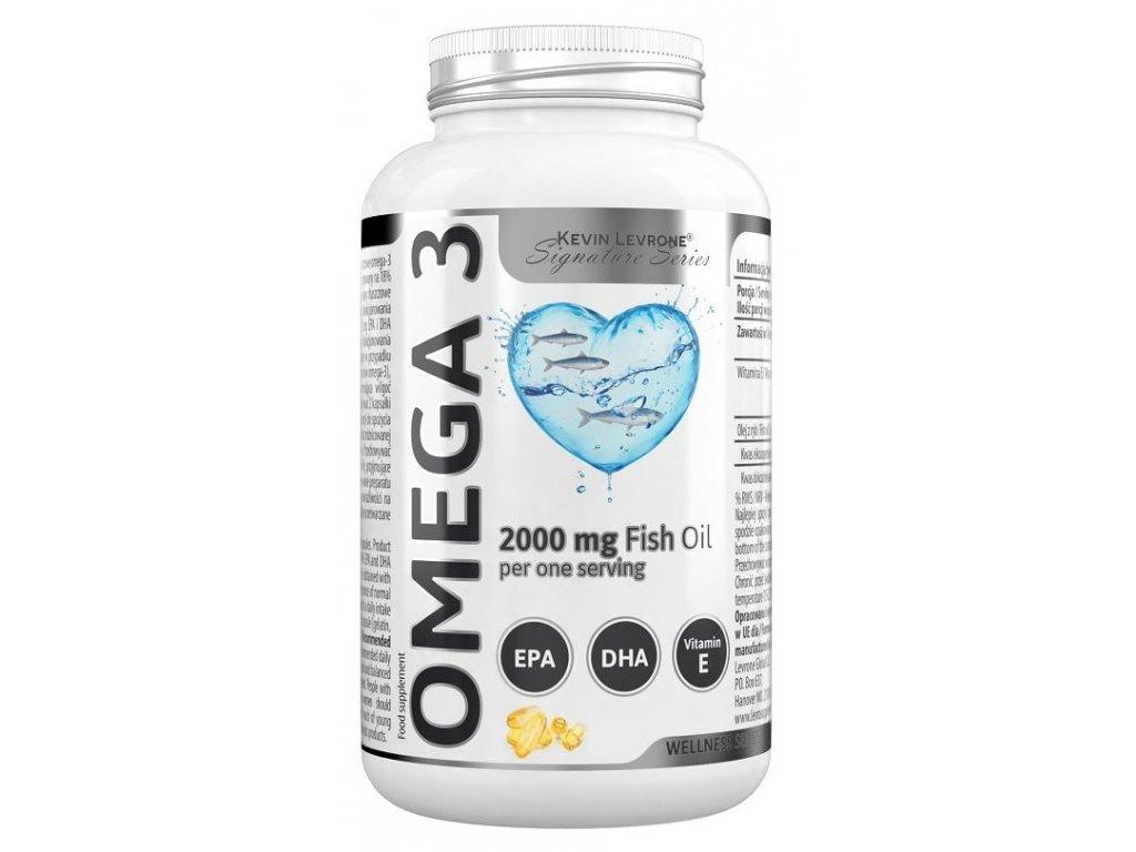 Kevin Levrone Omega 3 Fish Oil 2000 mg 90kapslí