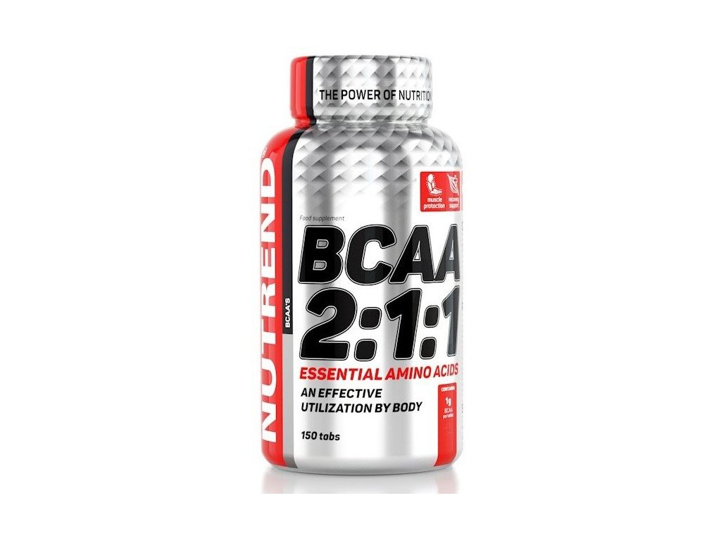 Nutrend BCAA 2:1:1 150 tablet