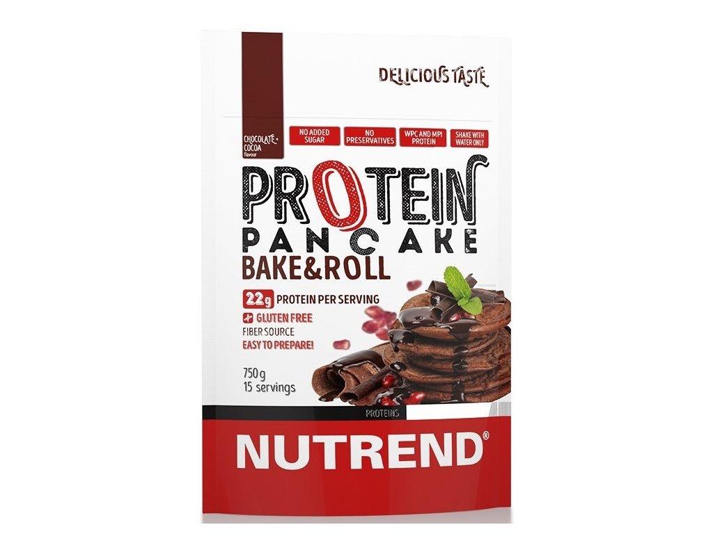 Nutrend Protein Pancake 750g