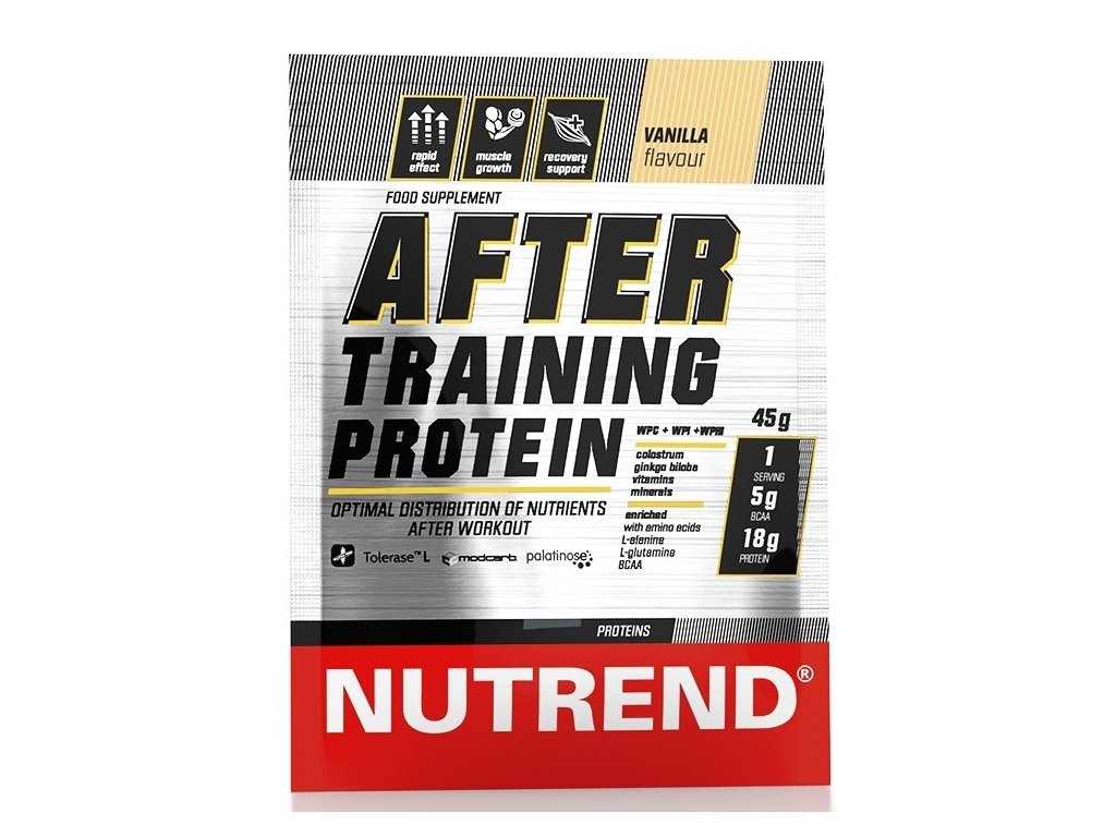 Nutrend After Training Protein 45g