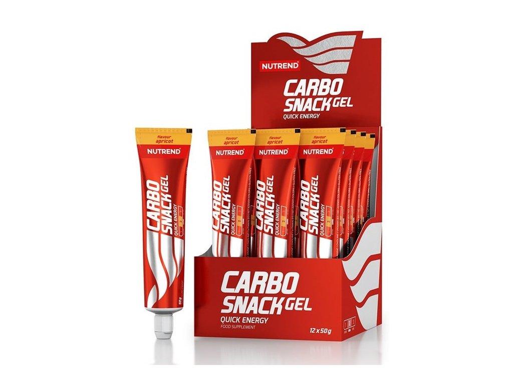 Nutrend Carbosnack Gel tuba 50 g