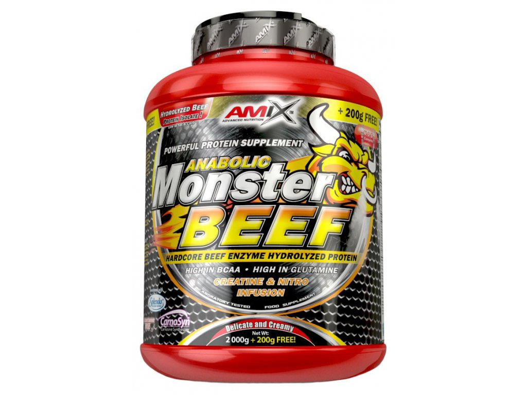 Amix Anabolic Monster Beef 90% Protein 2200g