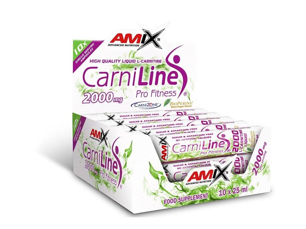 Amix CarniLine Pro Fitness + Bioperine 25ml