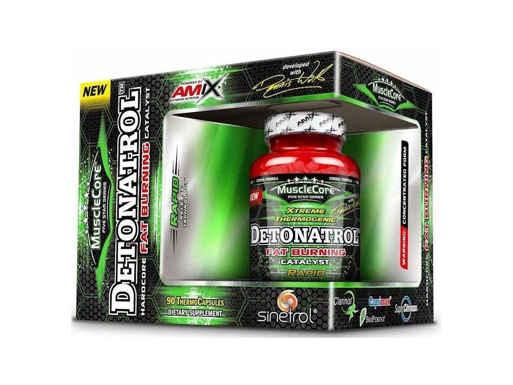 Amix Detonatrol 90kapslí