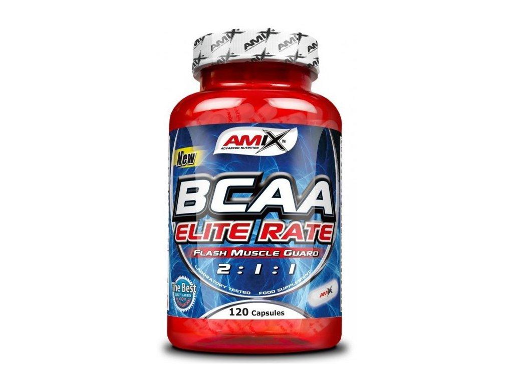 Amix BCAA Elite Rate 500kapslí