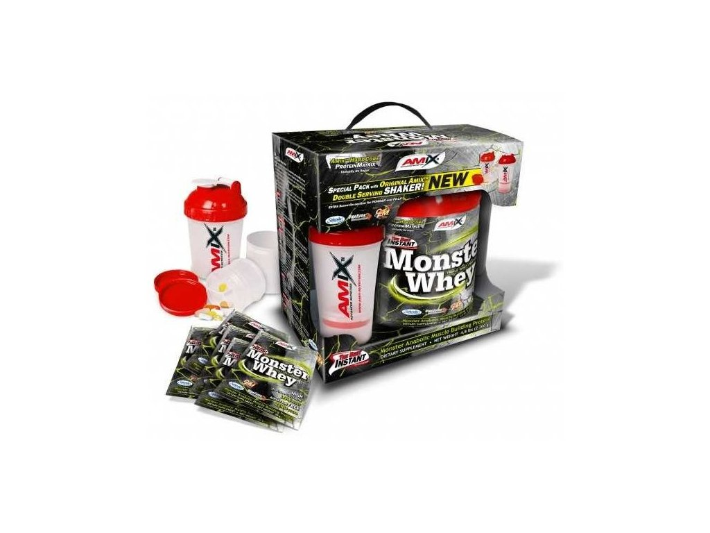 Amix Anabolic Monster Whey 2200 g