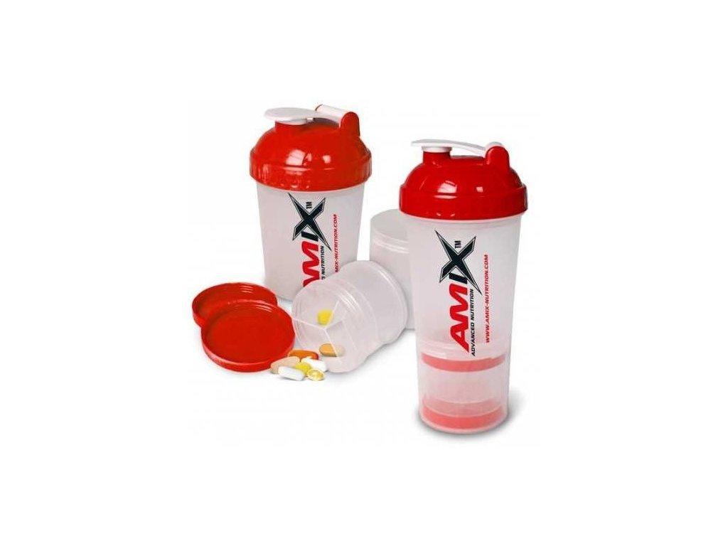 Amix Shaker Monster Bottle 600ml