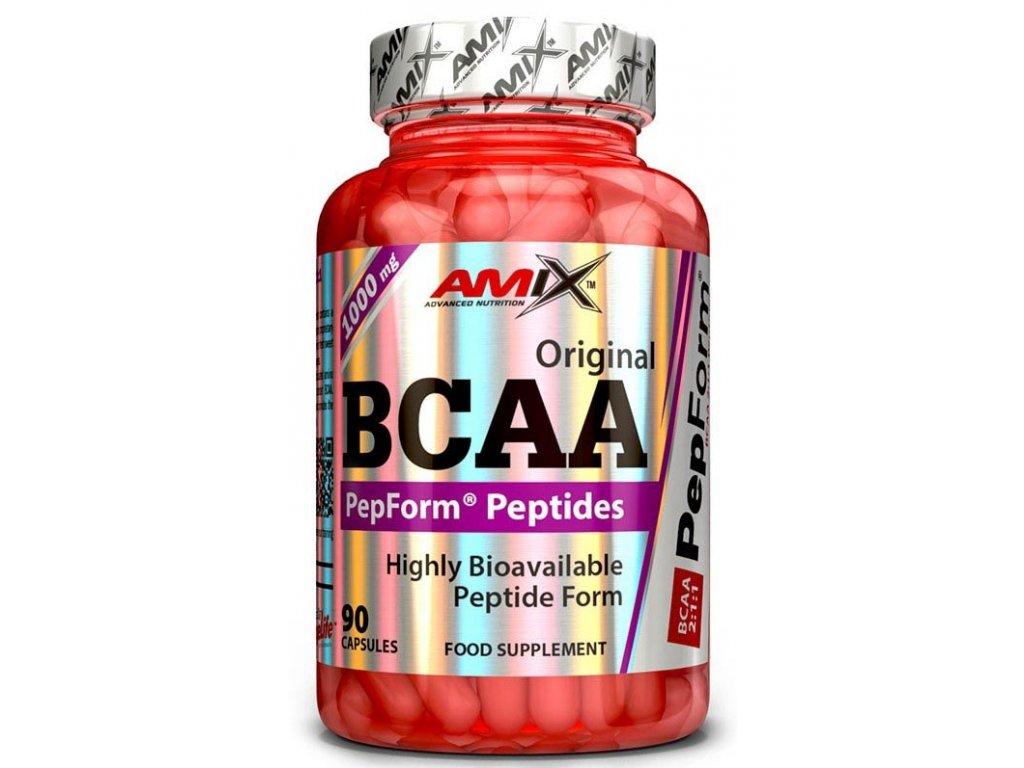 Amix BCAA Pepform Peptides 90kapslí