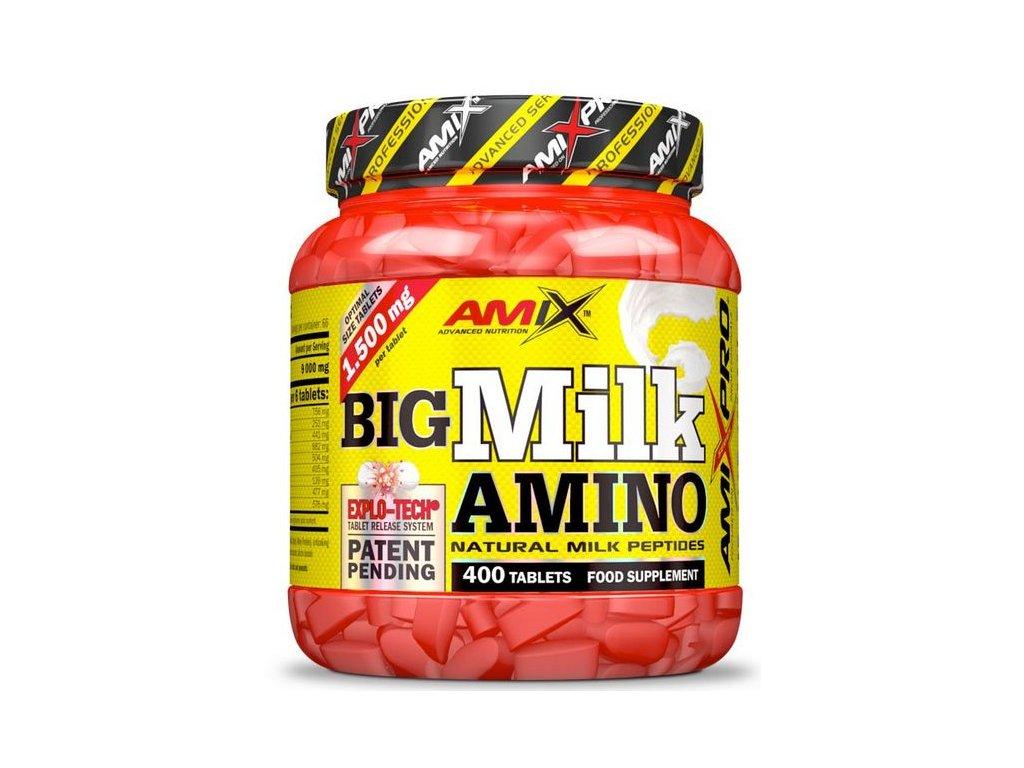 Amix Big Milk Amino 400tablet