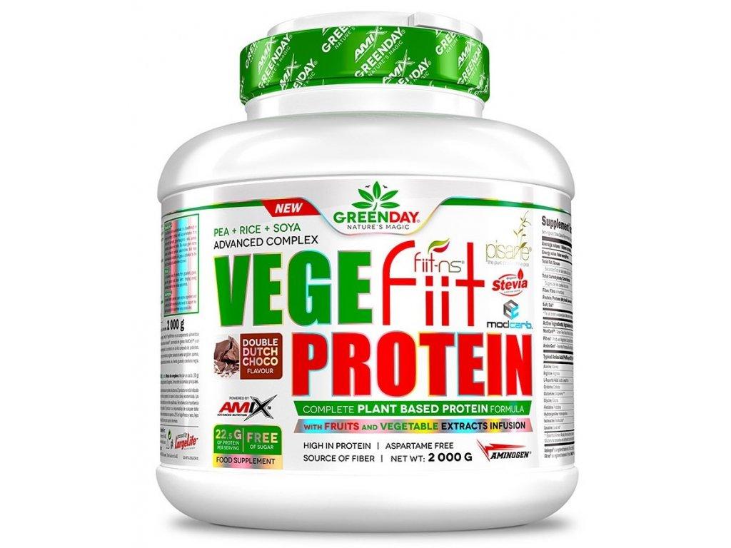 Amix Vegefiit protein 2000g